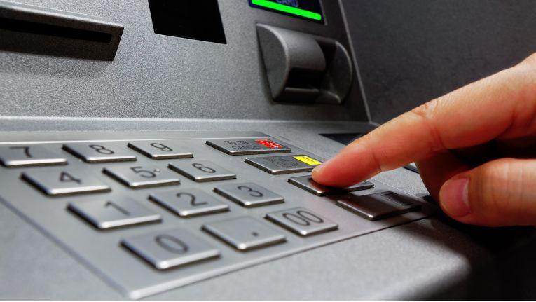 476 Manipulationen von Geldautomaten bundesweit gab es dieses Jahr (einschließlich November).