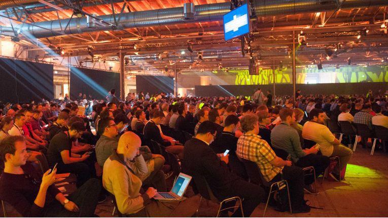 Mehr als 3600 Besucher konnte AWS auf seinem diesjährigen Summit in berlin begrüßen.