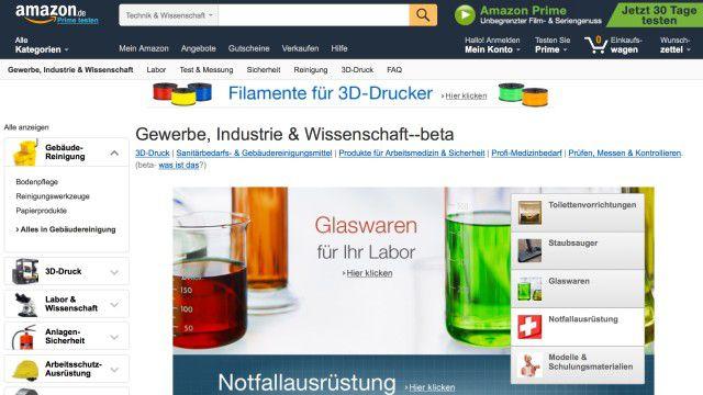Industrie /& Wissenschaft Gewerbe