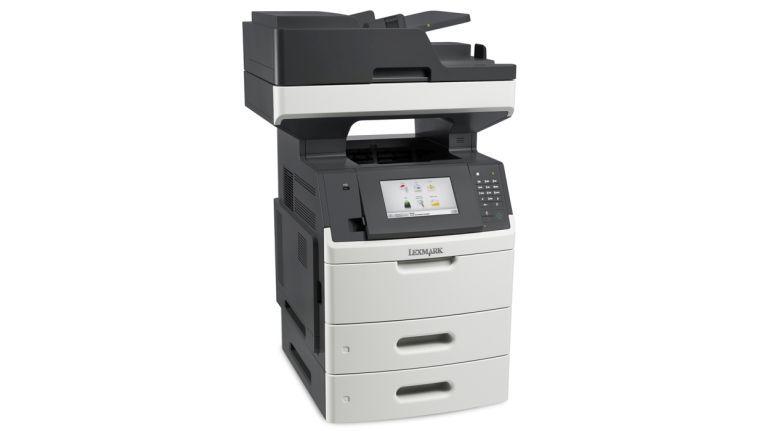 Nach dem Verkauf des Software-Geschäfts konzentriert sich Lexmark wieder auf den Vertrieb von Druckern, Multifunktionsgeräten und Verbrauchsmaterial.