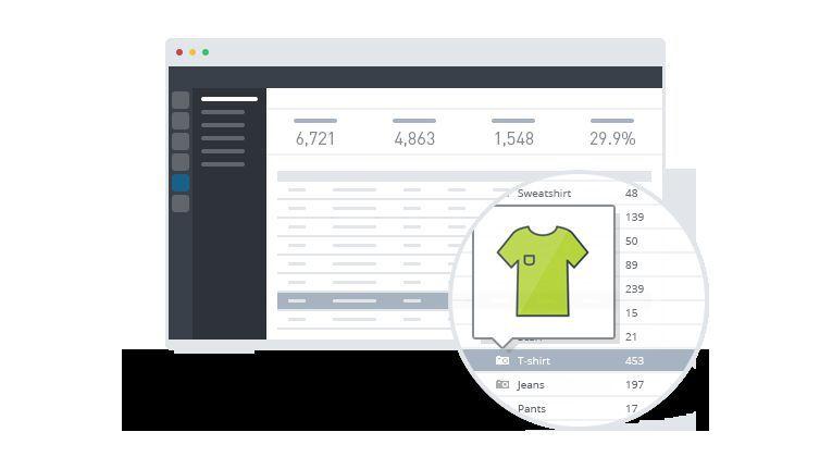VeAnalytics ermöglicht reporting über die Performance einer Website: als Ganzes - bis bis hin zu einzelnen Eingabefeldern.