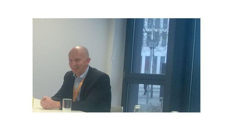 """Ralf Schäfer von Cloudreach erhielt ebenfalls den """"Think Big""""-Award von AWS."""