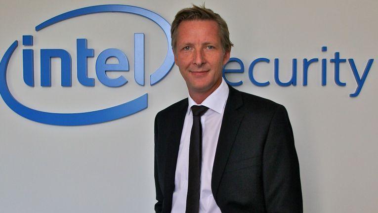 """Sascha Plathen, Director Channel Sales Zentraleuropa bei Intel Security: """"Die Rolle des CIOs wird vielschichtiger."""""""