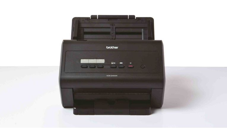 Brother ADS-2400N: Jede Menge Scan-to-Funktionen.