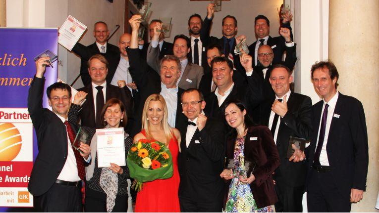 Das sind die Sieger der Channel Excellence Awards 2016.