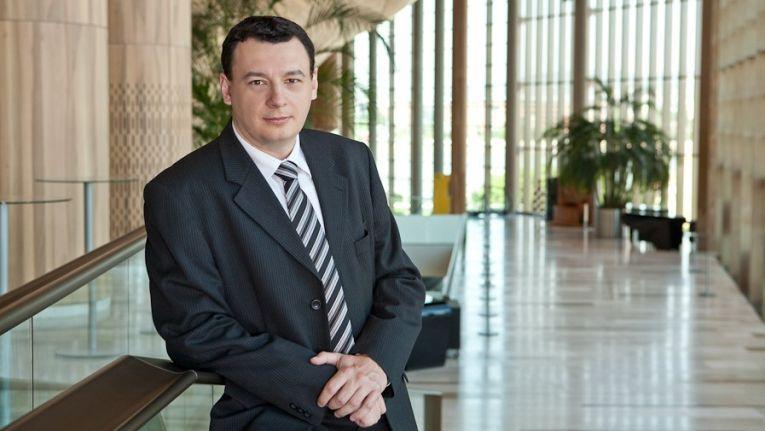 Zoltán Györkö, CEO von Balabit, europäischem Anbieter von Lösungen für Privileged Activity Monitoring, Trusted Logging, Proxy-basierte Gateway-Technologien, Application Delivery und IP-Adress-Management.