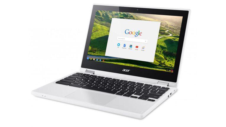 Acer Chromebook R11: Neueste Technik, hier im weißen Gewand.