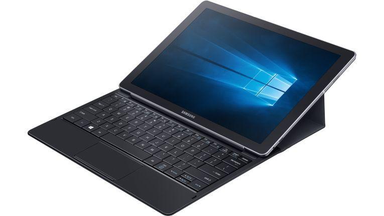Gerade verfügbar wurde hierzulande die Samsung Galaxy TabPro S-Serie, die als Konkurrenzprodukt zu Apples iPad pro und zu Microsofts Surface antritt.