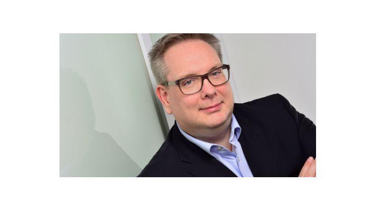 Ralf Sander feiert sein Debüt als Sales Director bei ITscope auf der CeBIT 2016.