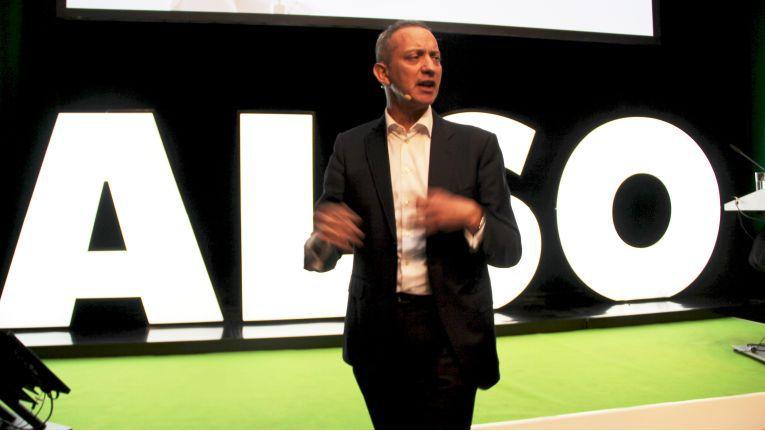 Gustavo Möller-Hergt, CEO der Also Holding, bezeichnet die Geschäftszahlen des ersten Halbjahrs 2016 als ''erfreulich''.