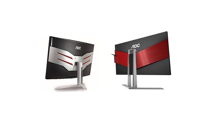 Noch ganz neu im AOC Portfolio sind die Gaming-Monitore der Serie Agon, die sich neben vielen weiteren Features mit einer Reaktionszeit von bis zu einer Millisekunde rühmen können.