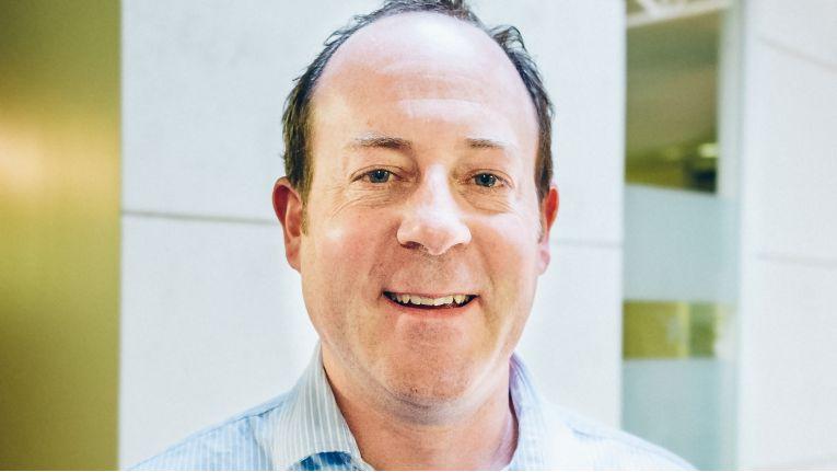 Patrick Burns, Vice President Product Management bei Autotask, präsentiert die erste vereinheitlichte IT Business Management-Plattform im Markt.