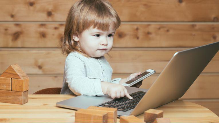 Früh übt sich - Kinder müssen Interesse am Programmieren entwickeln.