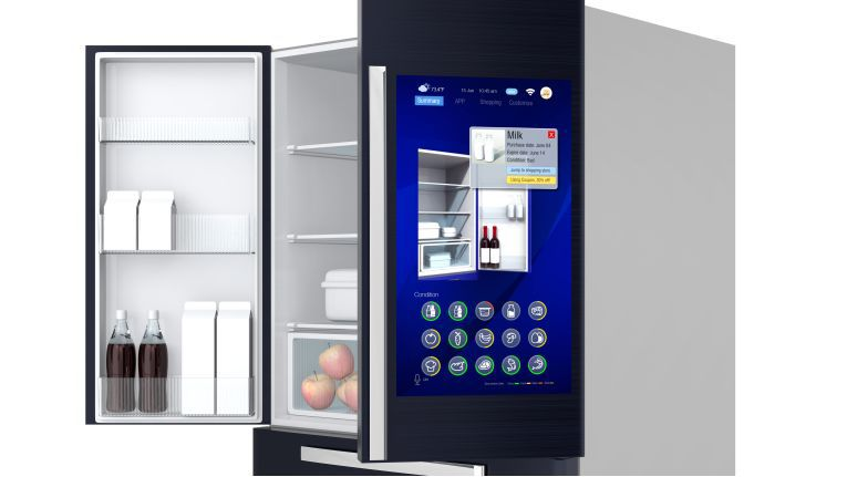 """Smarte Kühlschränke werden von den Käufern vor allem angeschafft, weil sie """"besser"""" sind als die alten Geräte."""