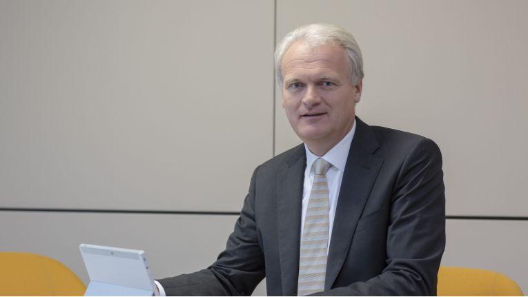 """Floris van Heijst, Mittelstands- und Partnerchef bei Microsoft Deutschland: """"Wir haben hier definitiv eine neue Stufe in der Zusammenarbeit mit den Partnern erreicht."""""""