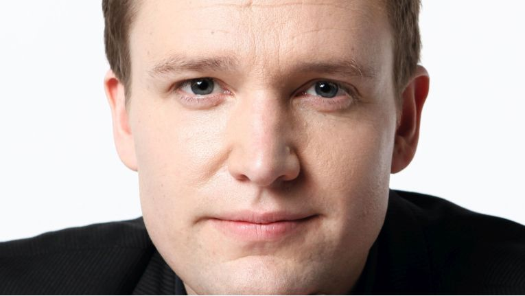 """Starface-Geschäftsführer Florian Buzin: """"Mit Starface 6.4 und unseren Mobile Clients bieten wir Kunden eine ausgereifte Komplettlösung""""."""