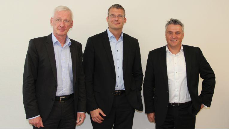 Die Ingram-Digitalisierungs-Task-Force mit Klaus Donath, Mike Cramer und Michael Bauer will die Reseller aus der digitalen Steinzeit holen.