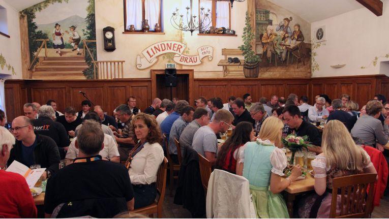 Über 120 Gäste konnte Netzwerkdistributor Sysob bei seinem Gipfeltreffen im Bayerischen Wald begrüßen.
