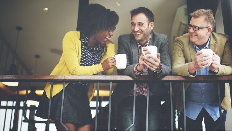 Auch IT-Verantwortliche können gute Gesprächspartner für Kollegen, Kunden oder Aktionäre sein.