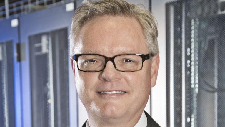 """Donald Badoux, Managing Director Equinix Deutschland: """"Wir schaffen die technologischen Voraussetzungen, um die digitale Transformation der Unternehmenswelt voranzutreiben"""""""