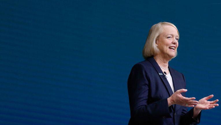 """HPE-CEO Meg Whitman: """"Nimbles Storage-Portfolio ergänzt unsere 3PAR-Produkte im wachstumsstarken Flash-Storage-Markt."""""""
