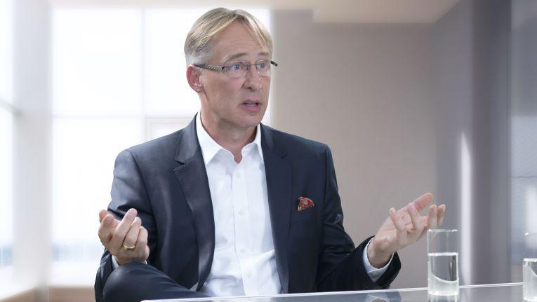 """Rüdiger Rath, CEO der Logicalis-Group in Deutschland: """"Wir haben uns über ein Jahr Zeit genommen für den Zusammenschluss der Vorgängerunternehmen."""""""