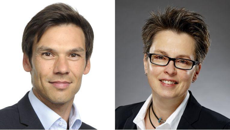 Andreas Ruhland und Sylke Rohbrecht sind die neuen Geschäftsführer der Also-AV-Tochter Medium.