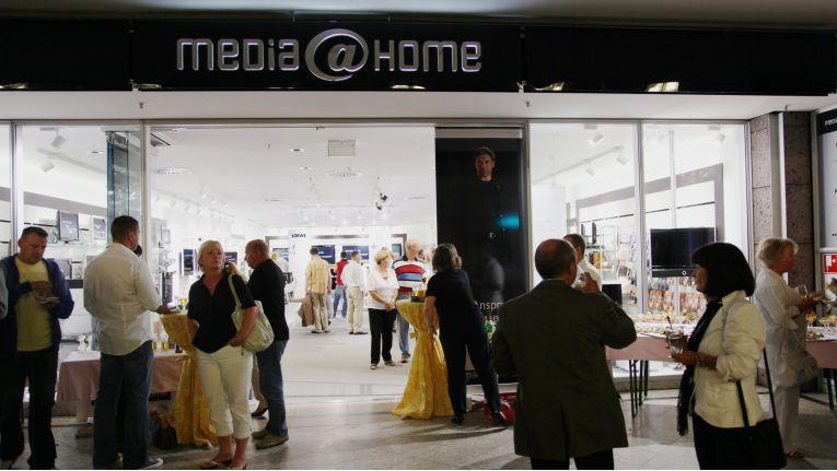 Wie die media@home-Shops setzt auch das Kundenmagazin der Euronics-Verkaufslinie auf gehobene Produktpräsentation