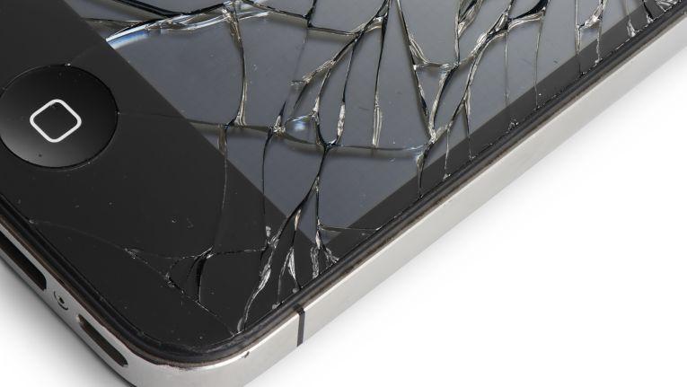 Kann teuer werden: Schaden beim iPhone