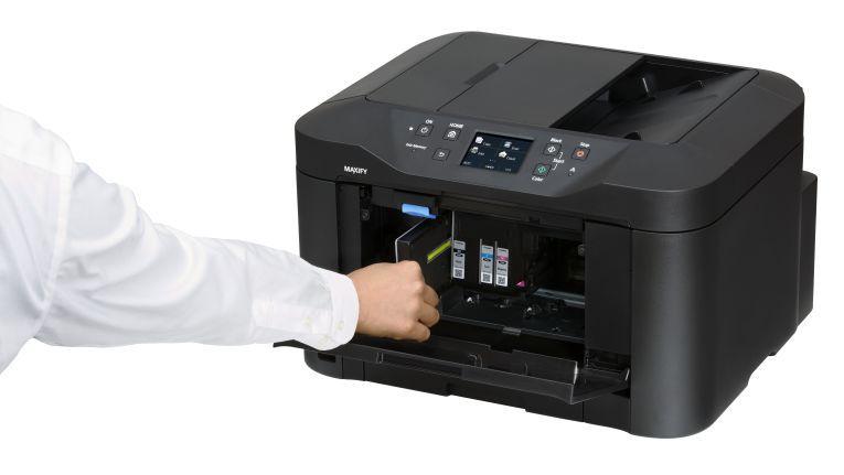 Tintenstrahldrucker für den Business-Einsatz bieten längst Reichweiten, die mit Laserdruckern locker mithalten können.