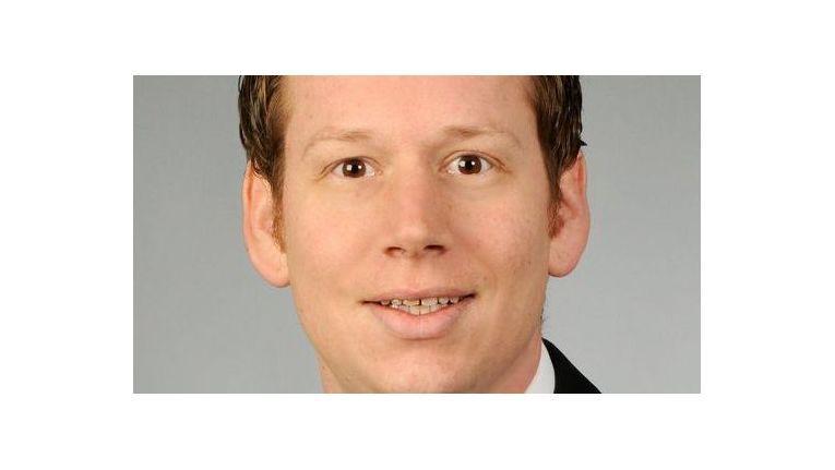 Marc Frank, Prokurist, Leiter Security Solutions, IT sure GmbH