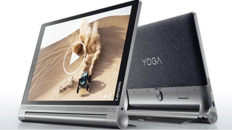 Android-Tablet mit starker Akkulaufzeit im Test: Lenovo Yoga Tab 3 Plus