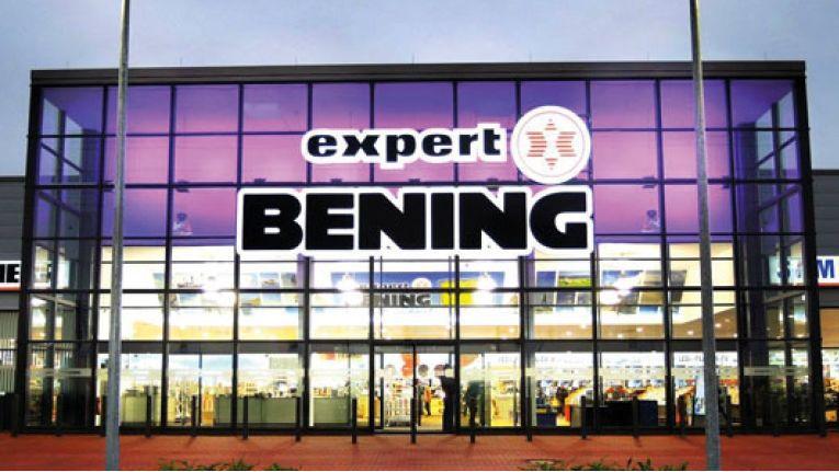 Die Bening-Gruppe wurde mit Hilfe der Expert-Zentrale für die Zukunft gesichert.