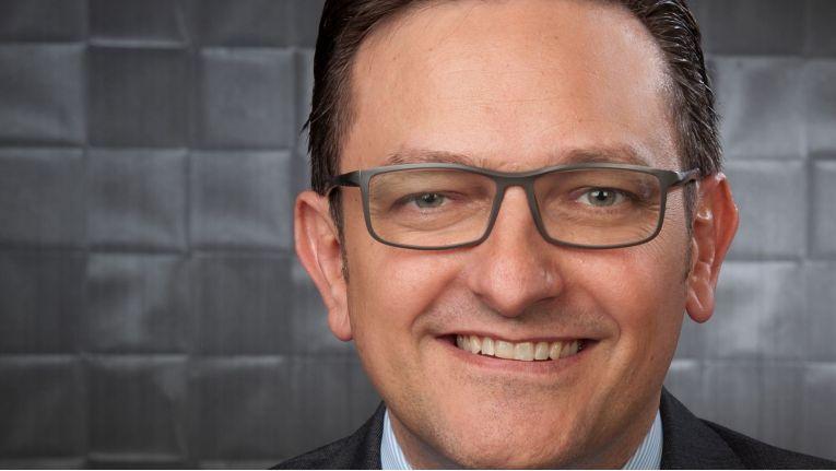 Gerry Steinberger, Channel Sales Manager, Hewlett Packard Enterprise Deutschland