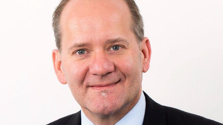 Jürgen F. Krüger, Director Sales und Marketing ISP bei LG Electronics Deutschland, schätzt die Aufbruchsstimmung am neuen europäischen Hauptsitz in Eschborn.