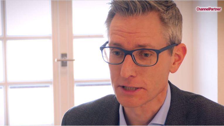 """Thomas Muschalla, Vertreibsleiter bei Nfon: """"Mittlerweile haben wir über 15.000 Kunden in Europa."""""""