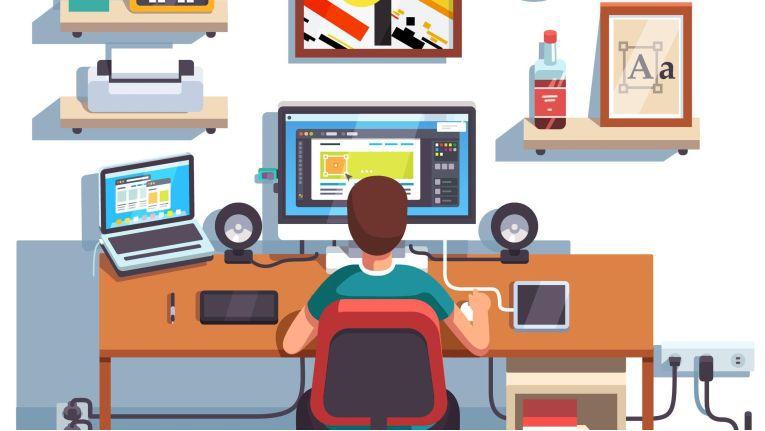 Netzwerk, Mobility, Hardware und Software sollen auch am mobilen Arbeitsplatz reibungslos ineinandergreifen und funktionieren.