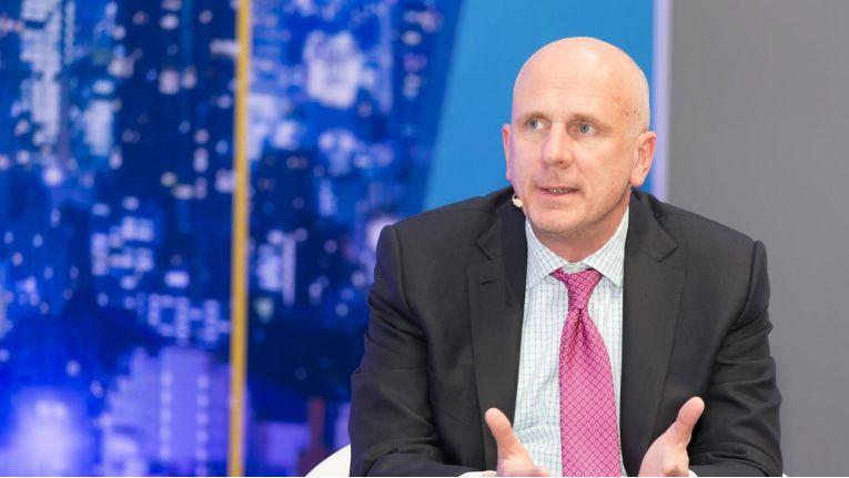 """Michael Dressen, Tech Data: """"Im SMB-Bereich sind wir 2017 zweistellig gewachsen."""""""