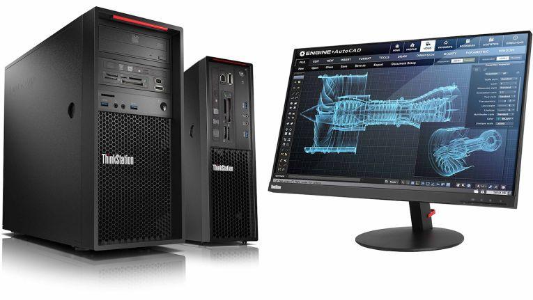 Eine aktuelle Workstation von Lenovo zu diesem Preis kann durchaus als Kampfansage an die Mitbewerber verstanden werden.