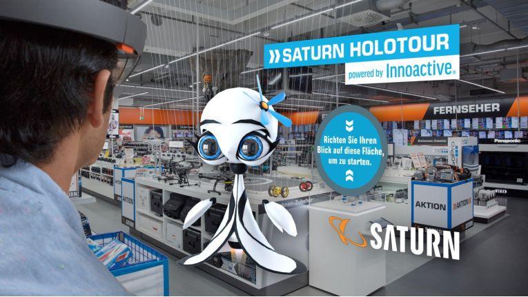 Saturn startet Virtual Reality Onlineshop.
