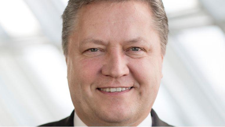 Rückt nach acht Jahren bei Expert zum Gesamtvertriebsleiter auf: Peter Zyprian