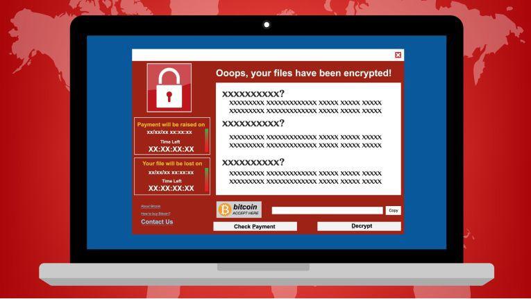 Die Ransomware WannaCry hat weltweit für Aufsehen gesorgt.