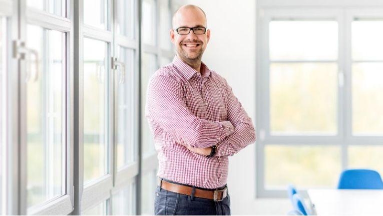 """Patrick Andreas, Leiter Tarox Security: """"Der Cyber Security Circle ist der Spezialistenkern unserer Allianz."""""""