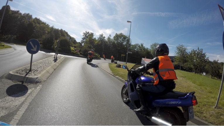 Die comTeam Motorradtour ist eines von fünf aktiven Events für Mitglieder der Systemhauskooperation.