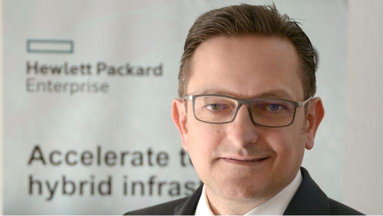 """""""Mit Greenlake 3.0 haben wir nun ein channel-freundliches Greenlake"""", erklärte Gerry Steinberger, Manager Channel Sales bei HPE."""