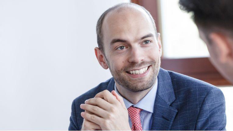 """Sebastian Walter, Vice President Partner Management bei Celonis: """"Wir liefern das Röntgengerät, das alle Geschäftsprozesse im Unternehmen bis zum letzten Detail durchleuchtet"""""""""""