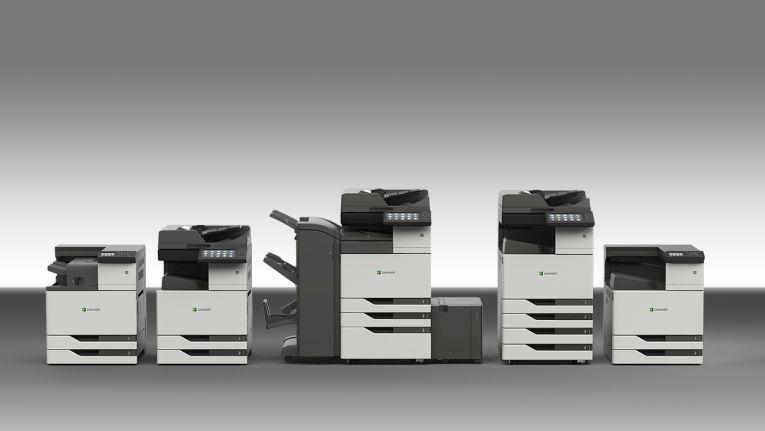 Die Geräte der neuen CS920- und CX920-Serien bieten die schnellsten Druckgeschwindigkeiten im Lexmark-Farblaser-Portfolio.