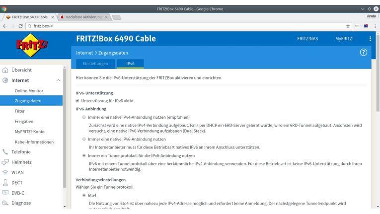 Fritzbox Fur Telefonie Vorbereiten Router Freiheit Channelpartner De