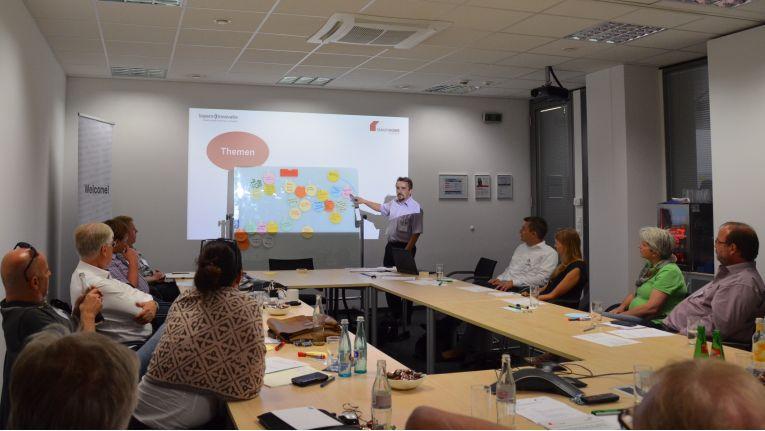 SmartHome Expertenrunde Bayern trifft sich erstmals, um die Akteure der Branche zu vernetzen.