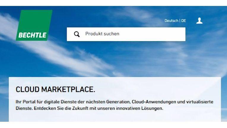 Das Portal ermöglicht die einheitliche Bereitstellung, Verwaltung und Abrechnung unterschiedlicher Cloud-Services aus einer Hand, teilt die Bechtle AG mit.